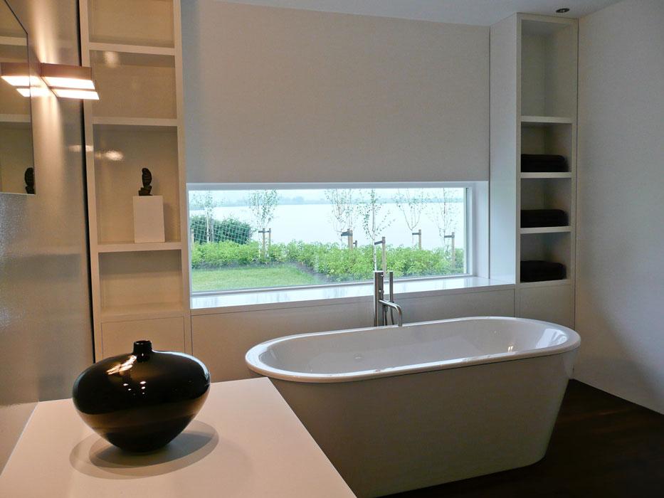 bulder interieurarchitect | badkamer verbouw, blauwe reiger wildervank